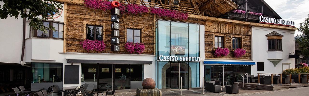 Casino Seefeld Außenansicht
