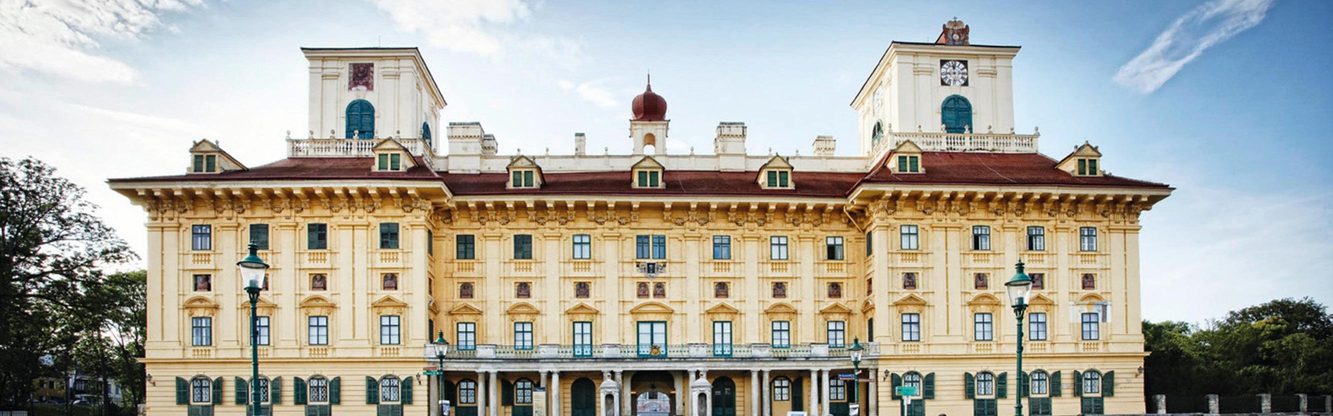 Schloss Esterhazy Außenansicht