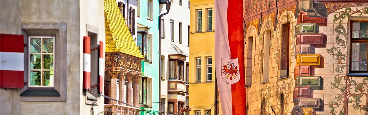 Golden Roof in Innsbruck