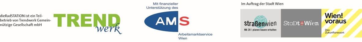 Logos der Radstation Partner