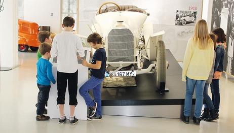 Ferdinand Porsche Museum in Salzburg