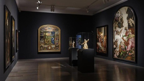 Alte Galerie in Graz in der Steiermark