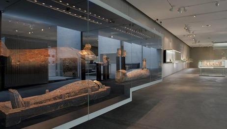 Archäologiemuseum in Graz in der Steiermark