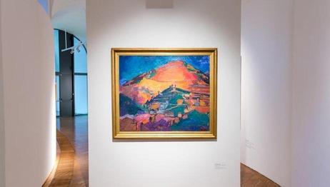 Neue Galerie in Graz in der Steiermark