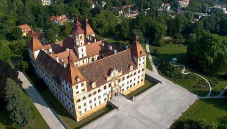 Schloss Eggenberg in der Steiermark