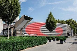 Casino Bregenz Außenansicht