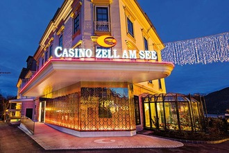 Casino Zell am See Außenansicht