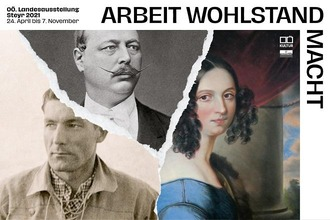Subject for the Upper Austria regional exhibition