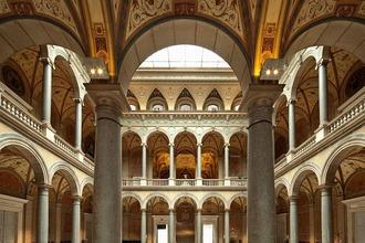 Das Museum für angewandte Kunst von innen