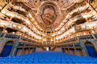 UNESCO Welterbe Markgräfliches Opernhaus