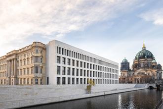Das Humboldt Forum in Berlin