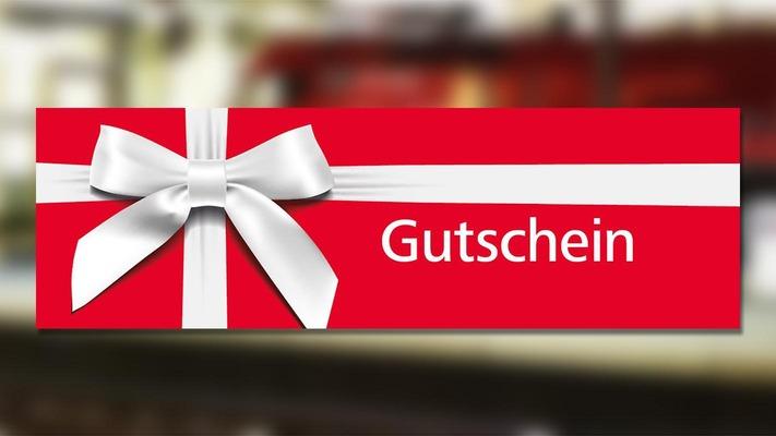 Geschenkgutscheine für Fahrten mit den ÖBB