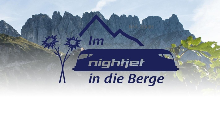 Nightjet in die Berge Sujet