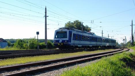ÖBB 4020 auf offener Strecke