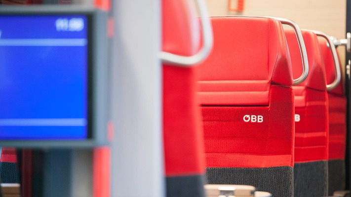 Cityjet from the inside with seats