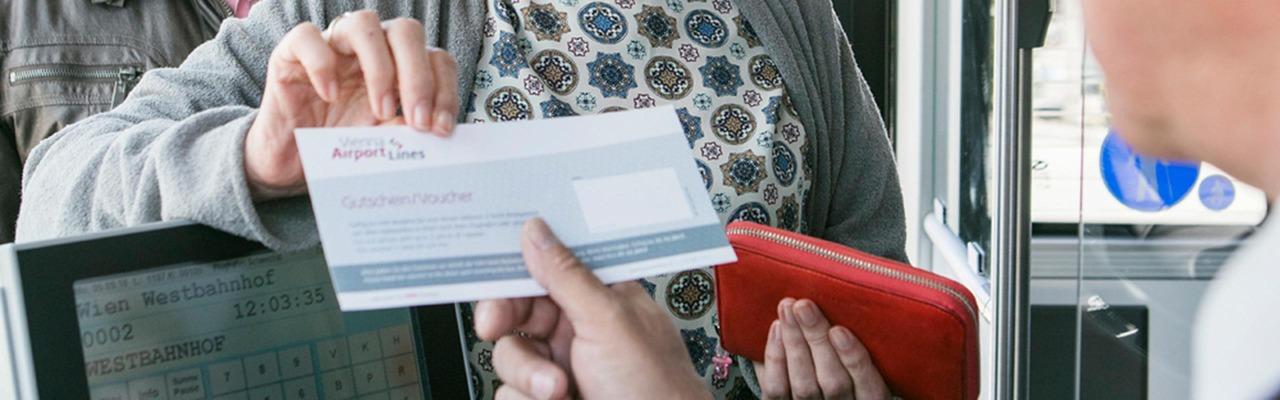 Direkter Ticketkauf