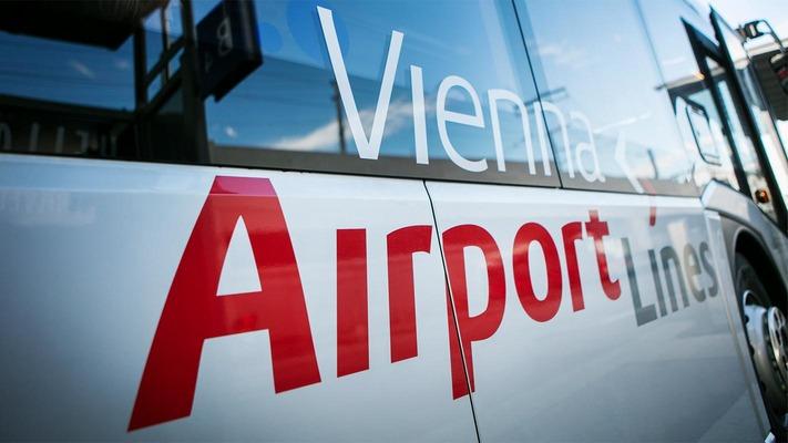 Vienna Airport Lines zum Flughafen